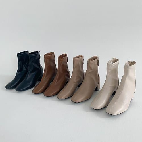 Repeat slim ankle boots