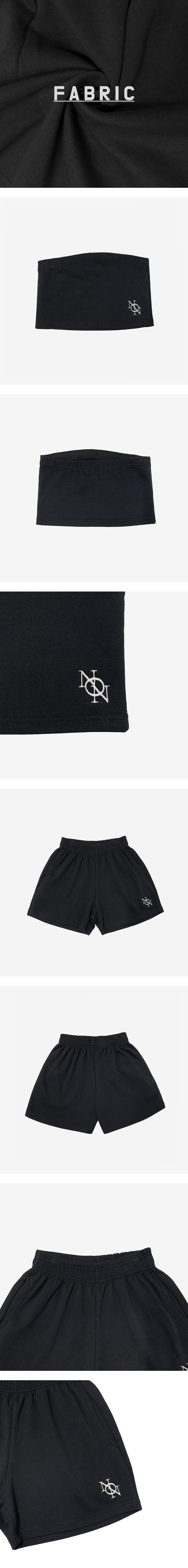 Ted lettering top + pants set
