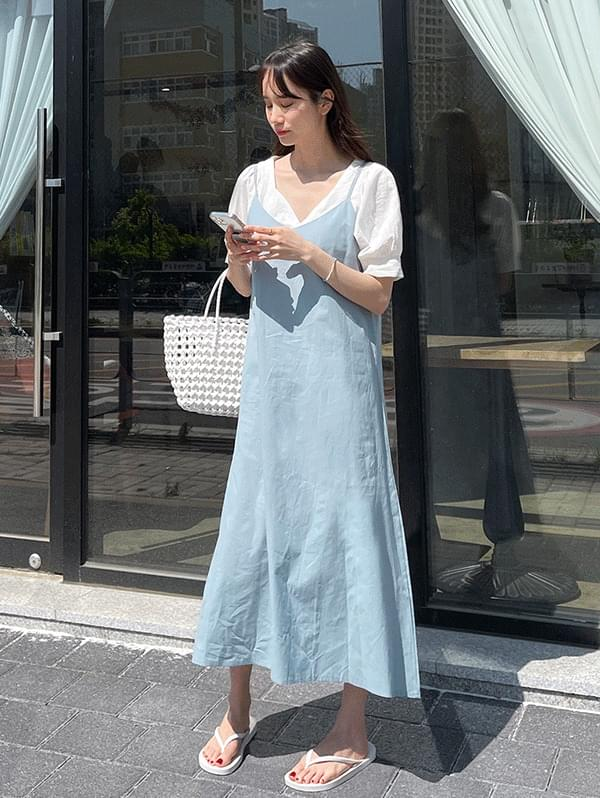 Bustier long Dress with memories