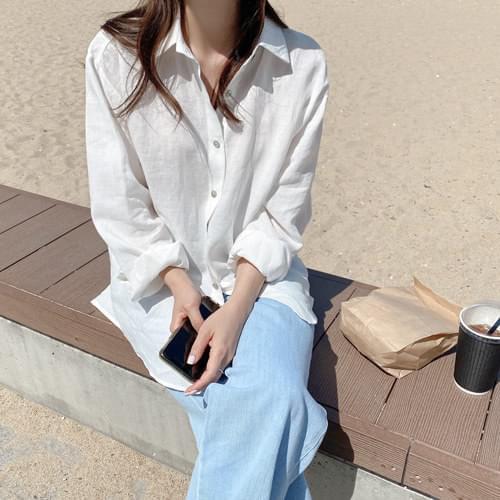 BN Premium Lamy Linen 100 Basic Shirt