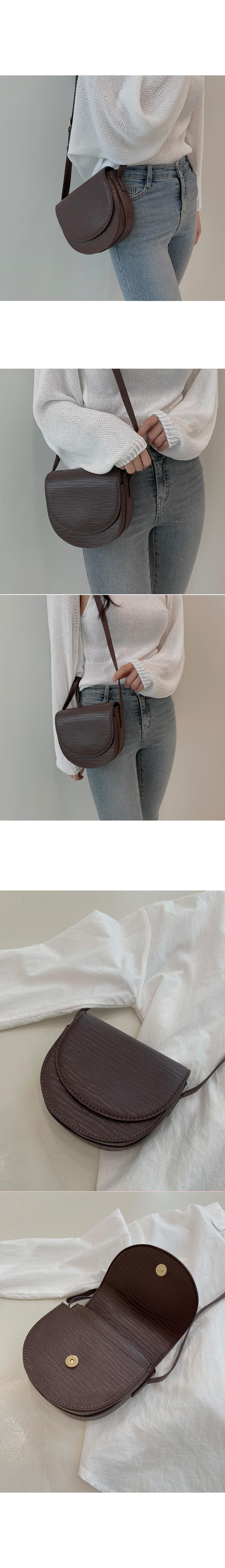 mini half moon crossbody bag