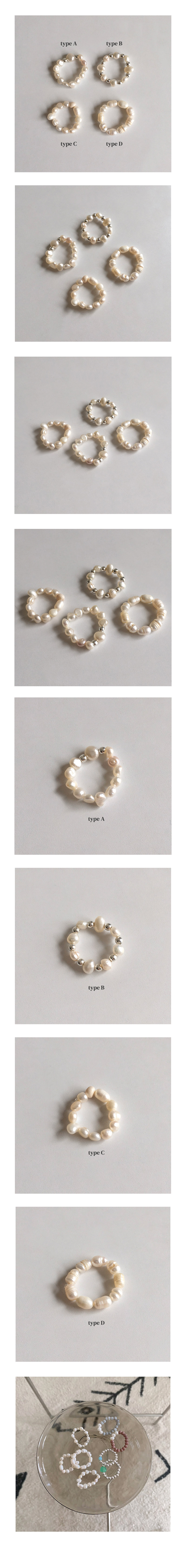 pearl series ring
