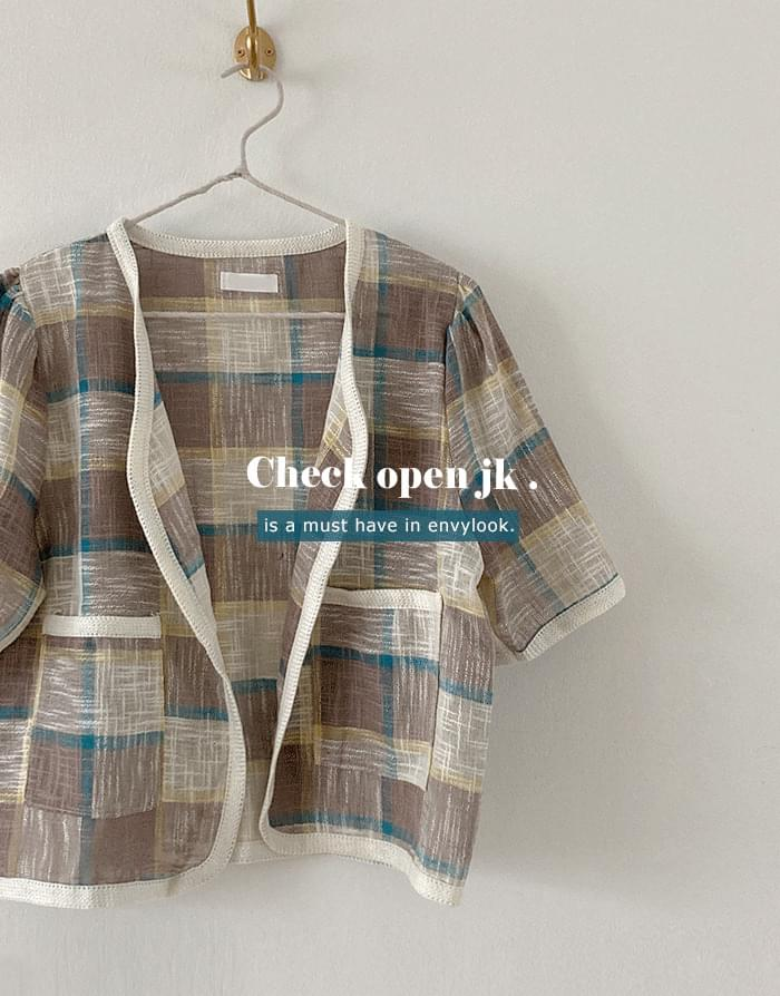 awning check open jacket
