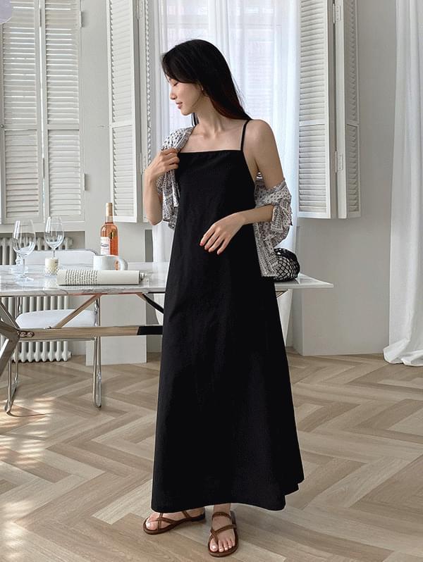 My Muse Bustier Banding Long Dress
