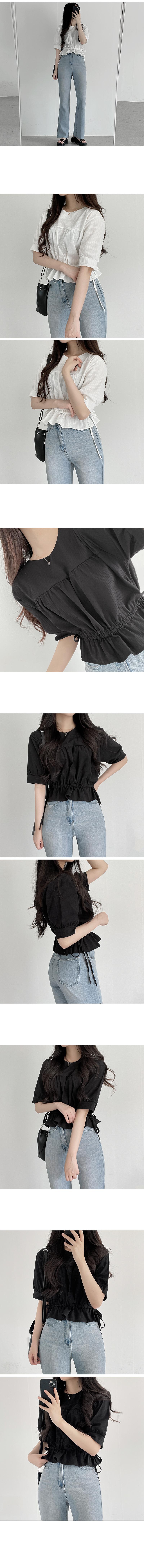 royce string blouse