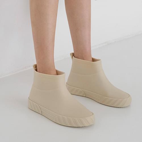 Raining Basic Rain Boots