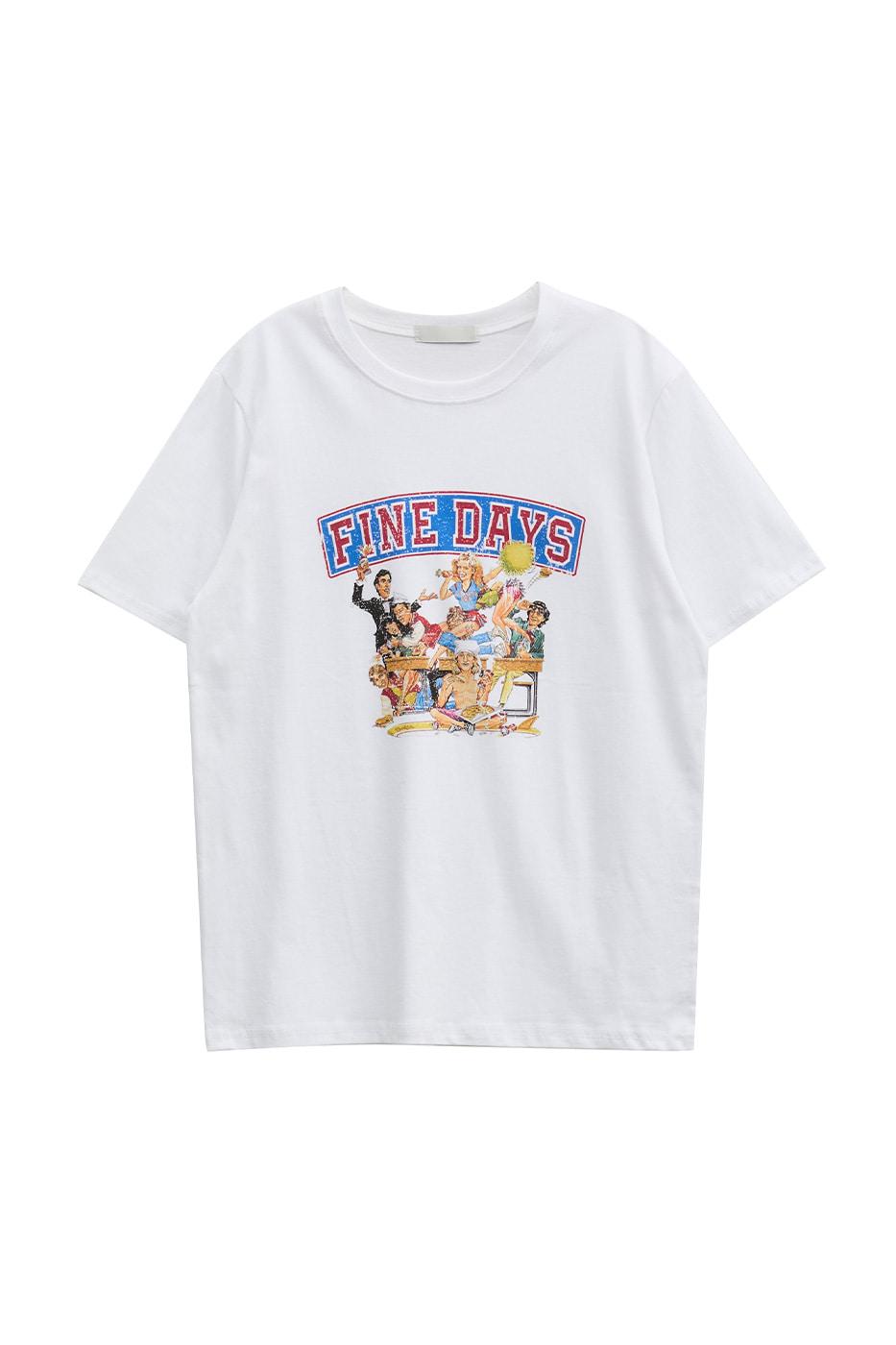 Fine Days T-shirt