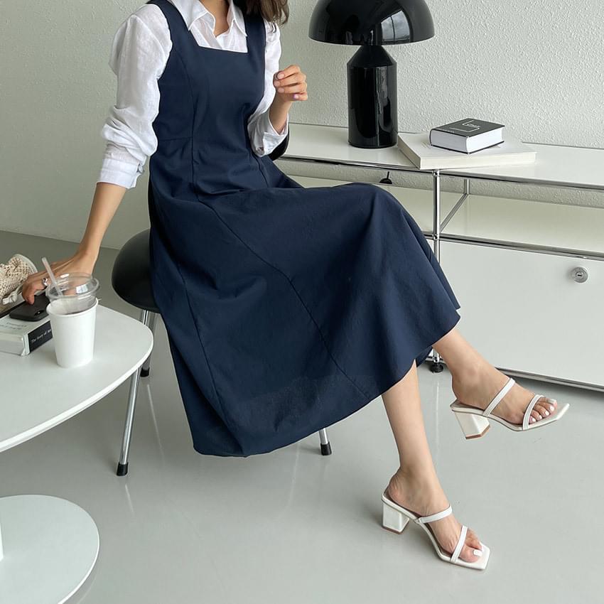 Bruna Bustier Dress