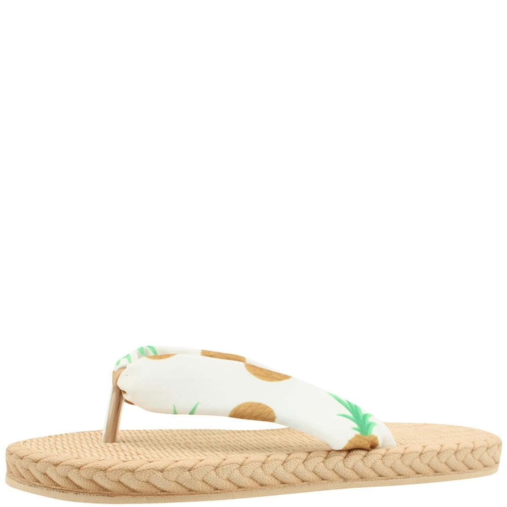 Jjoli Soft Cushion Pineapple Slippers