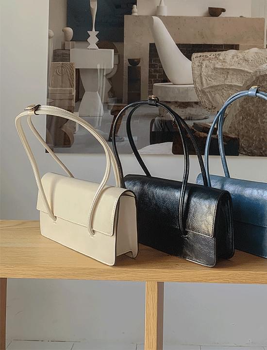 Dory Wrinkle Leather Bag