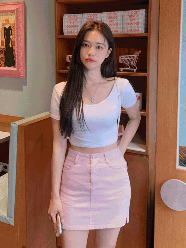 teen mini skirt pt