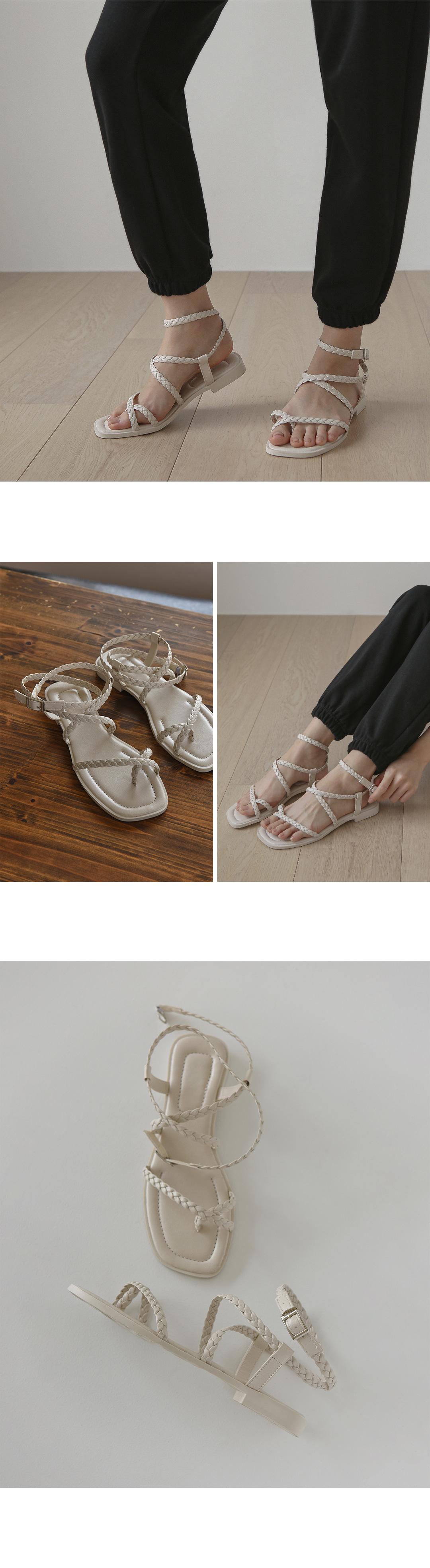 nixie twist strap toring sandals SDLTS2d135