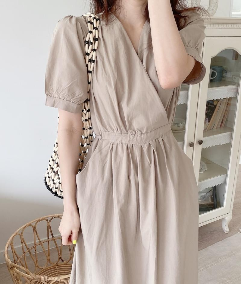formal pocket Dress