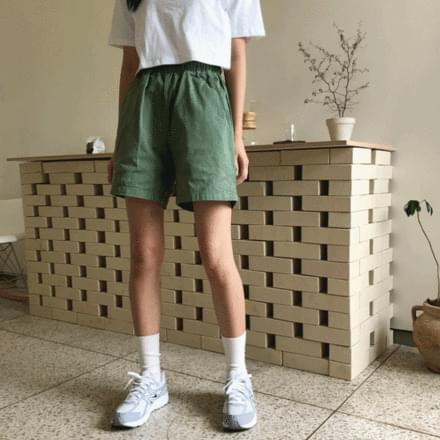 Pinz Faded Shorts