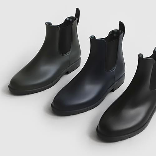 Chensko Chelsea Rain Boots