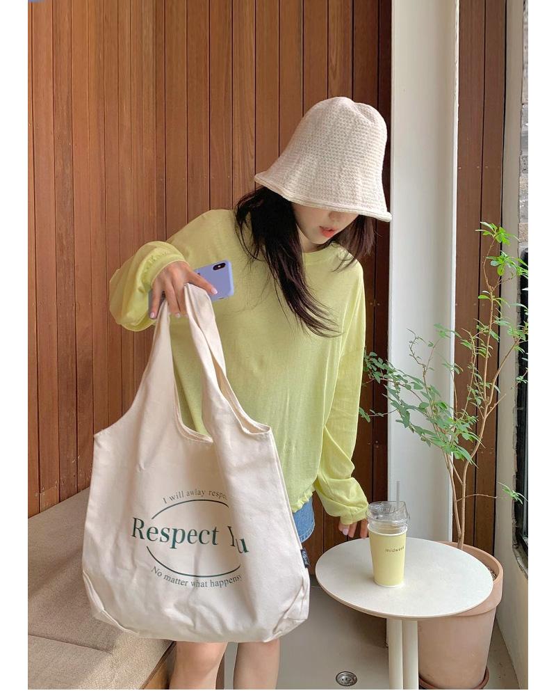 Respec Round Eco Shoulder Bag