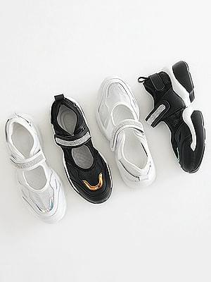 Candy Bites Velcro Sneakers 5cm