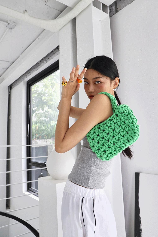 Handmade Knitwear Bag
