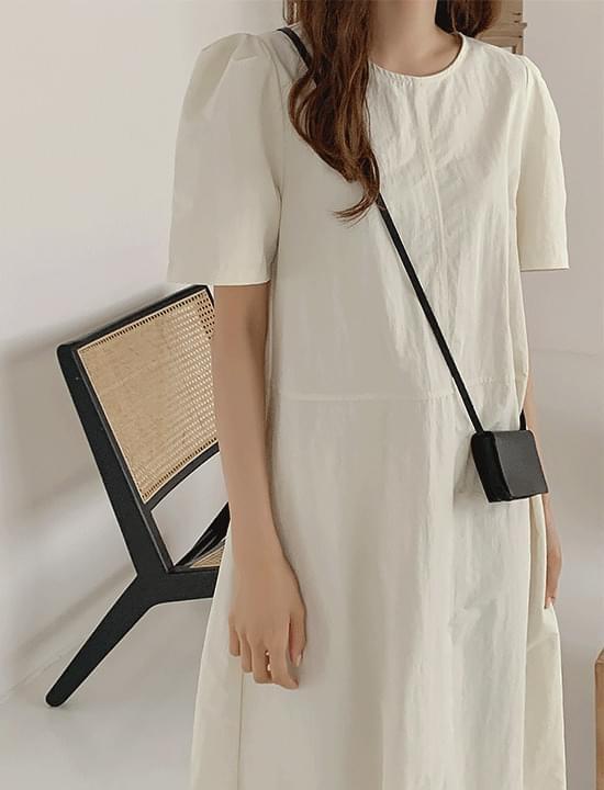 Orb nylon Dress