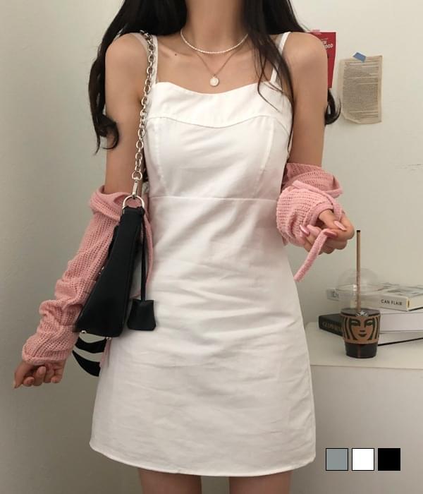 Love mini bustier Dress