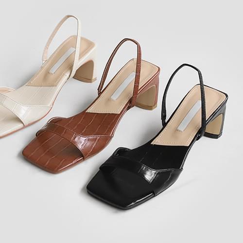 nant strap sandal heels 涼鞋