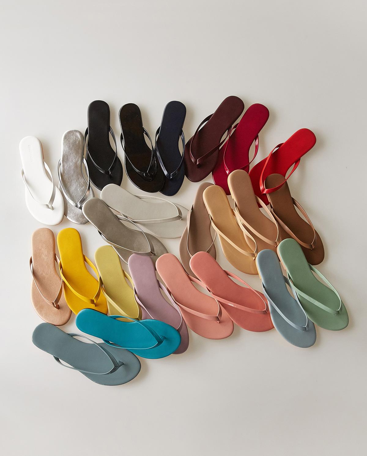 24 Color Basic Slipper