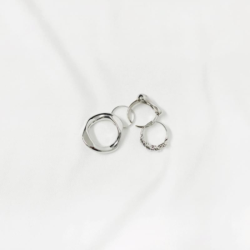cherny 4 set ring set