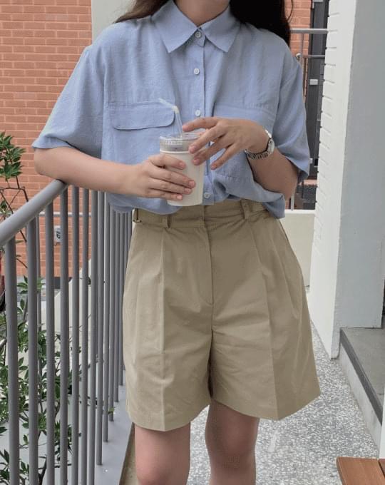Birden Bijou Part 4 Cotton Pants - 3 color