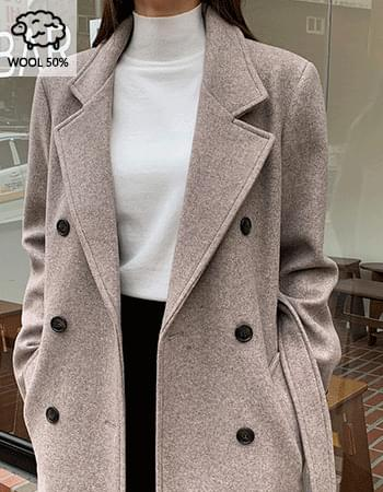 Orunella long coat
