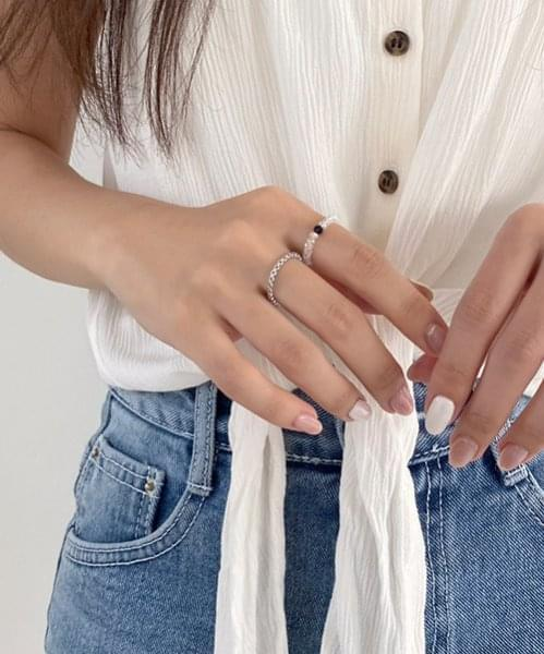 brill beads ring