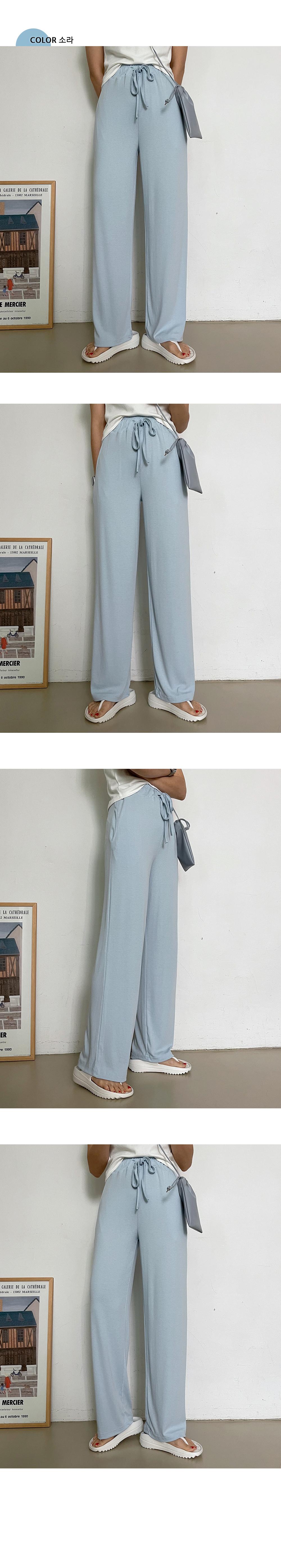 Chalange Rayon Spandex Banding Pants