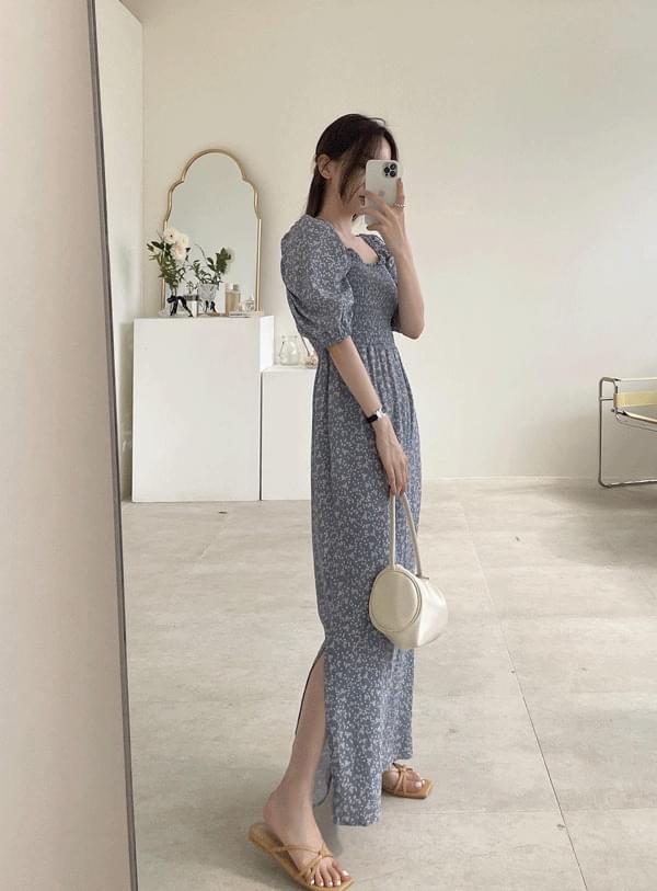 Rishi Smoke Dress