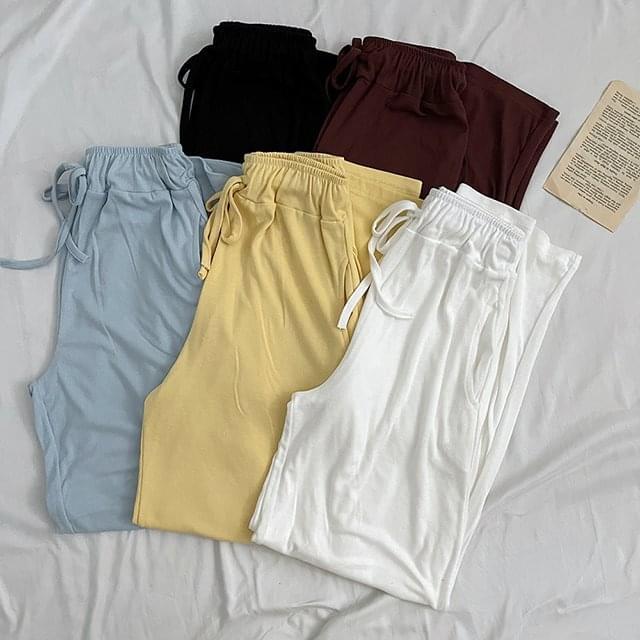 Chalange Rayon Spandex Banding Pants 長褲