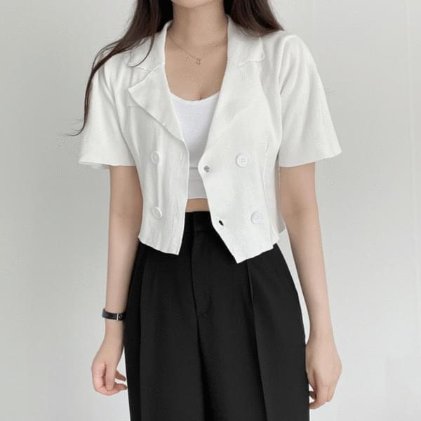 coco cropped jacket 夾克