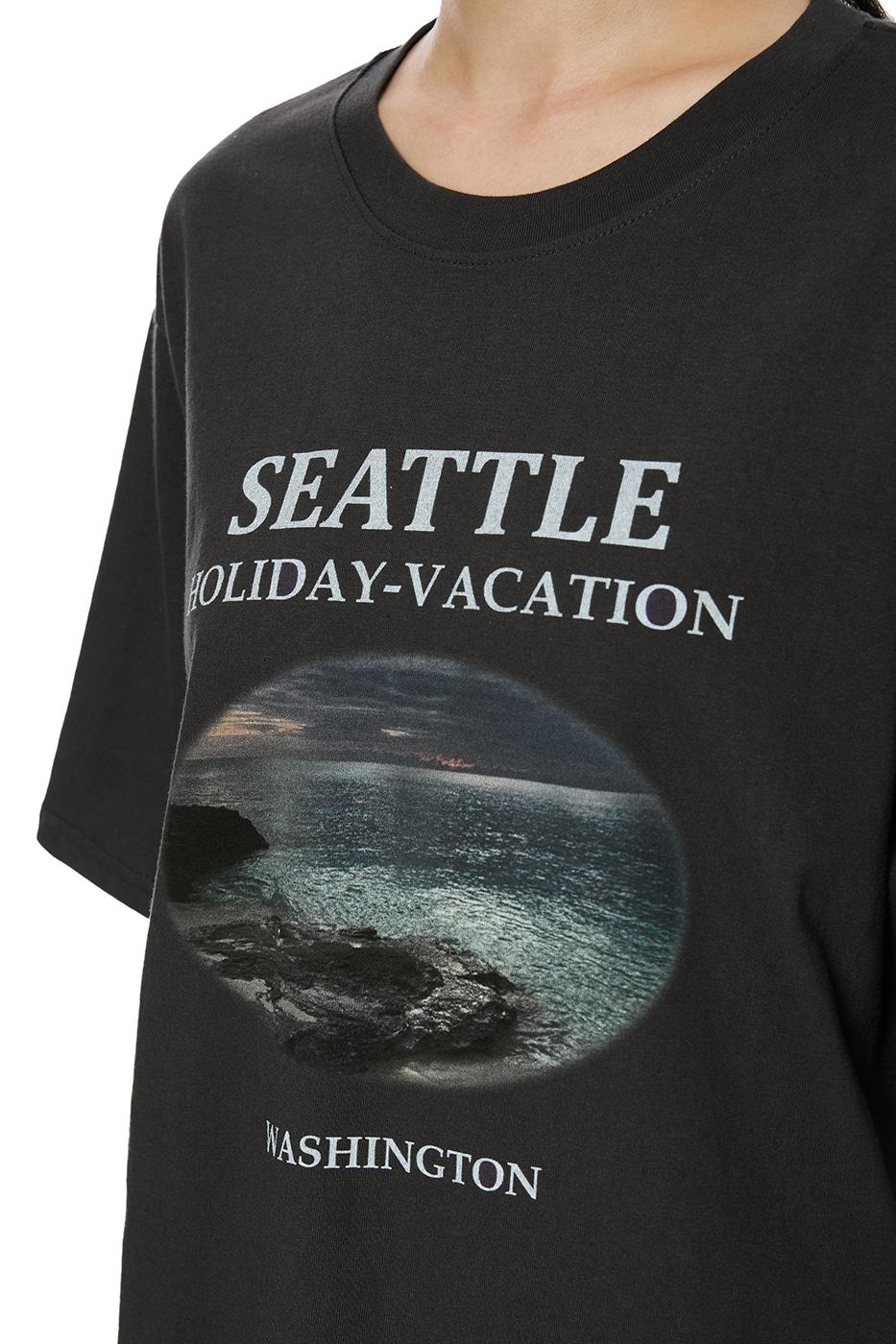 シアトルオーバーサイズTシャツ