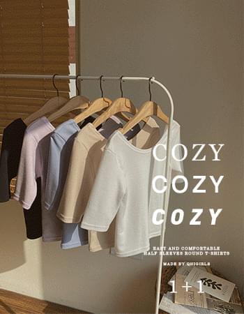 Cozy 5th round t-shirt