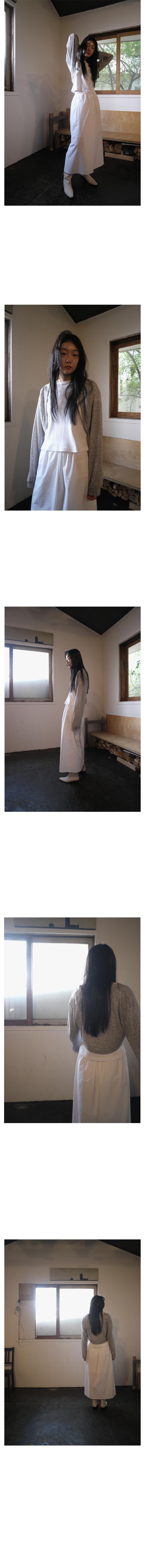 well-rounded bolero cardigan (3colors)