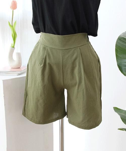 Hemp back band 4 part pants