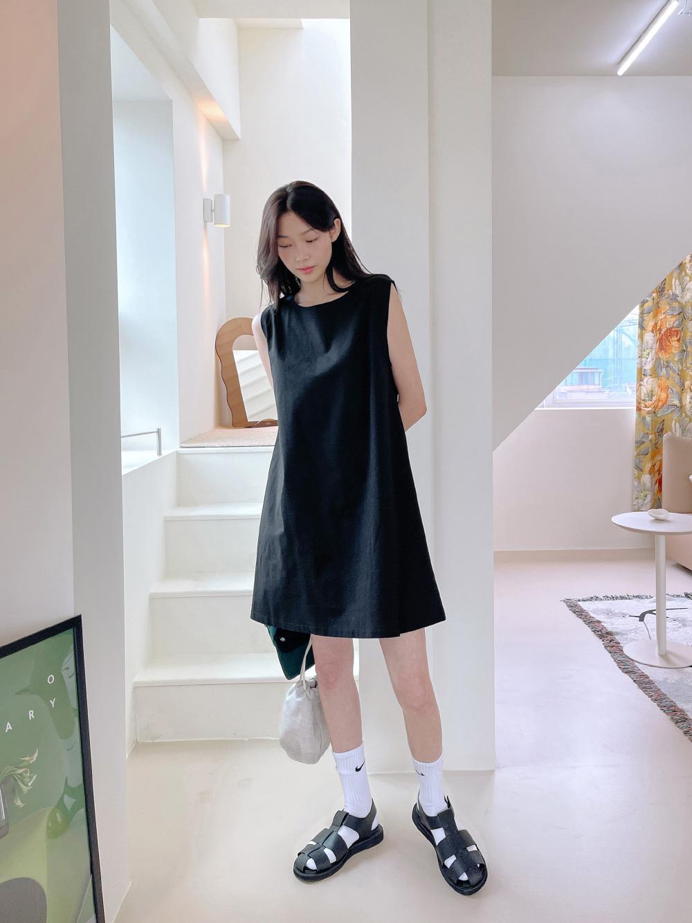 Lafri A-line mini Dress
