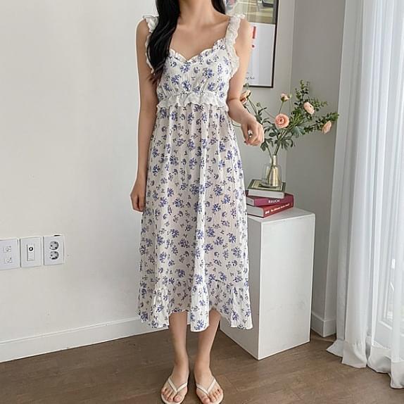 Sarah Flower Pajamas OPS Lace Bustier Design :D