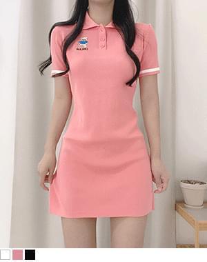 Polo洋裝