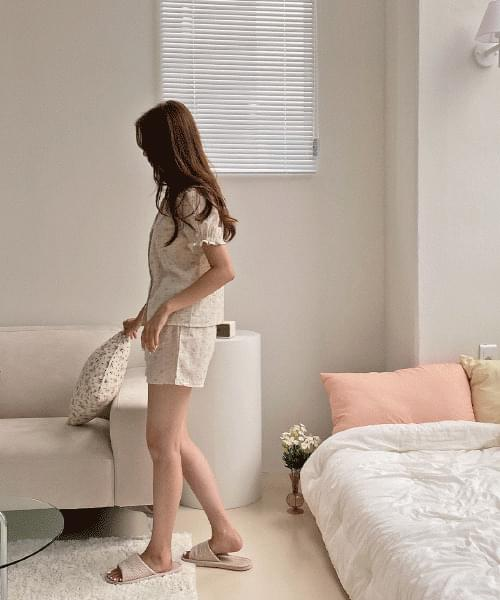 Lauren Flower Pajama - 3color