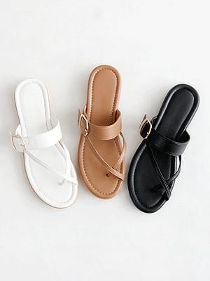 Rendezvous short slippers 2cm