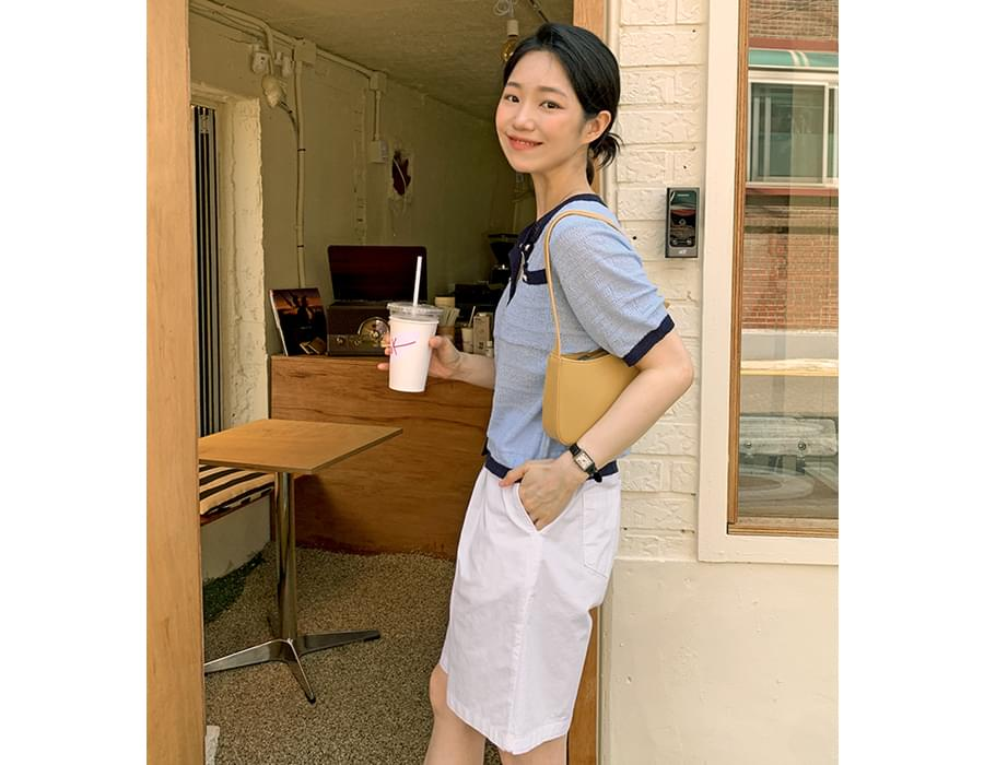 Basic Square Mini Shoulder Bag