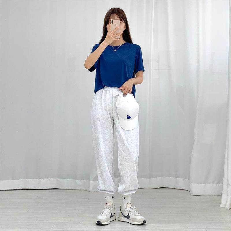 Basic Banding Jogger Pants