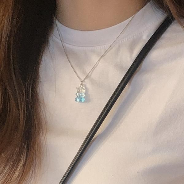 Matsu Bear Necklace