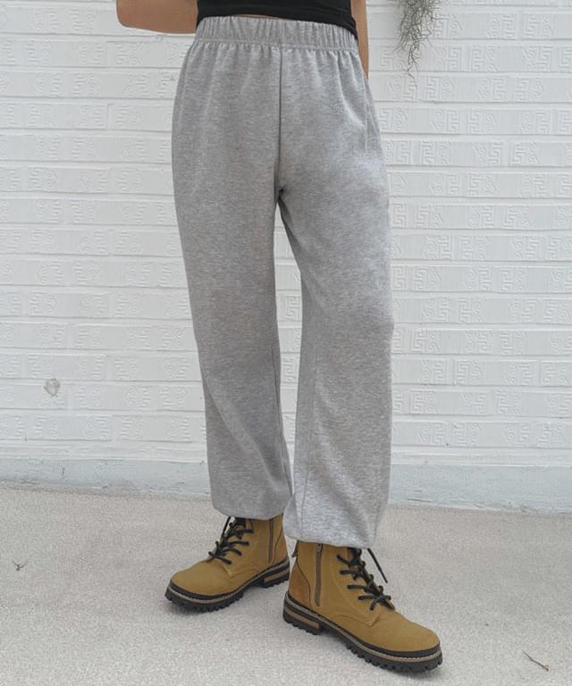 Sven Basic Banding Jogger Pants