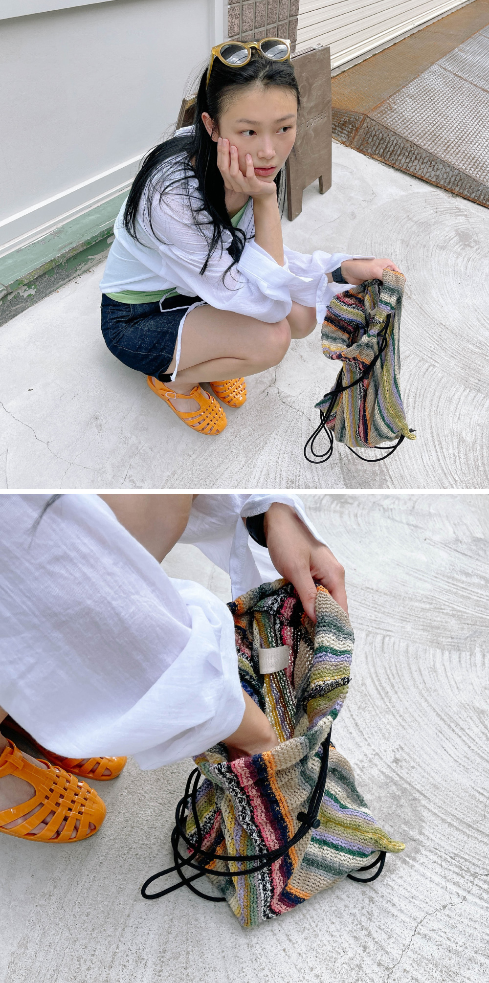 Byotte Trendy Jelly Shoes