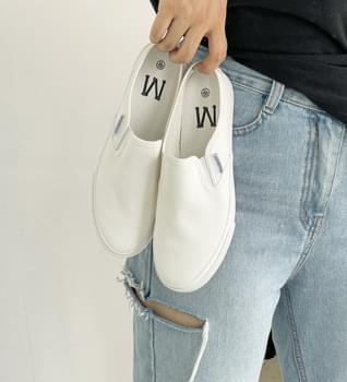Cotton Basic Slip-On #86612