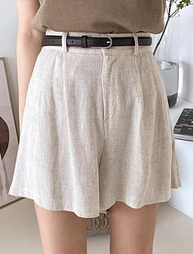 Royce Linen Shorts